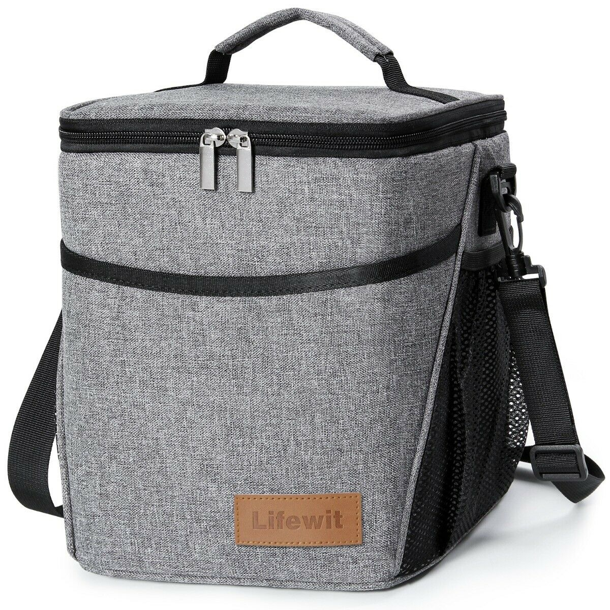 Lifewit Insulated Lunch Box Lunch Bag for Adult////Women//Girls//Ki.. Free Shipping
