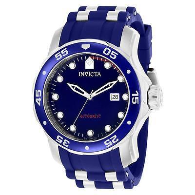 Invicta Men's 23627 Pro Diver Automatic Steel & Blue Band Watch