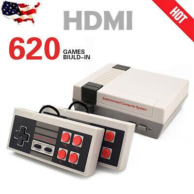 Retro HDMI TV Mini Game Console Built-in 620 Classic Games For NES - BEST (Best Retro Gaming Console)