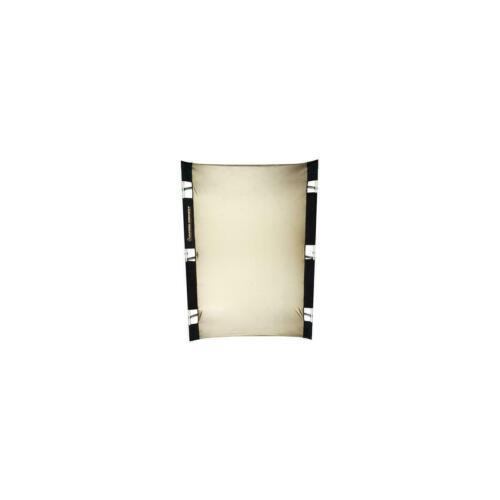 California Sunbounce Pro 4x6  Reflector Kit Zebra/White Excellent Condition