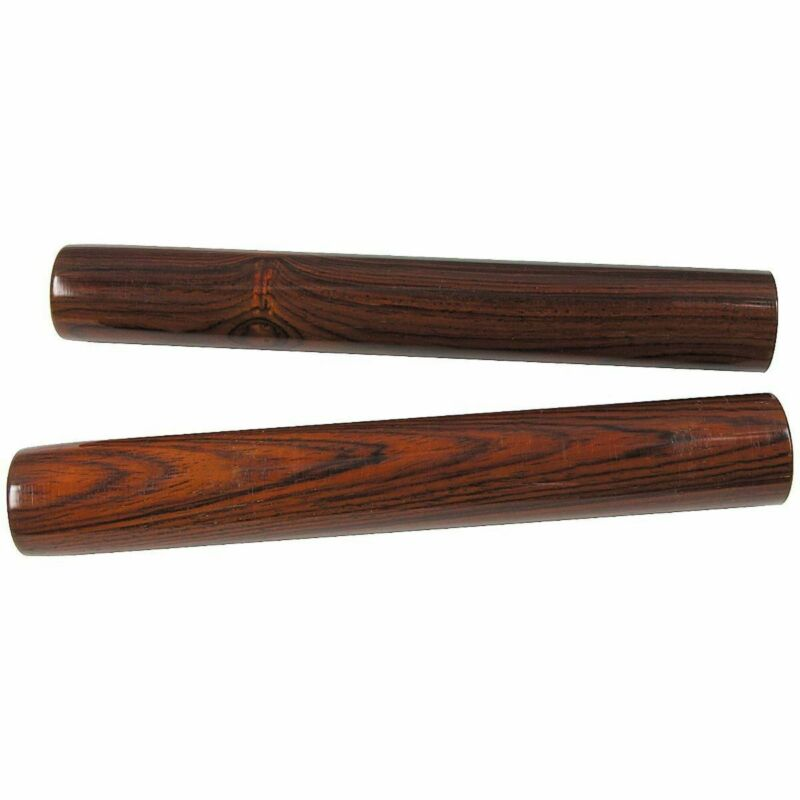 Ludwig LE2368 Medium Rosewood Claves (Pair)