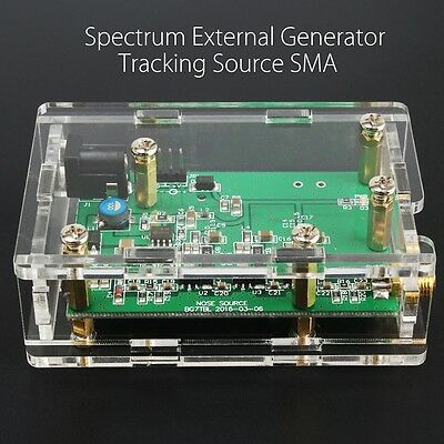 2017 Noise Source Simple Spectrum External Generator Tracking Sma Source Case