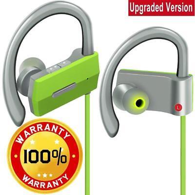 Wireless Bluetooth Earbuds Best Bass Wireless Headphones Running Sports Gym