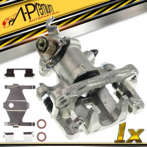 A-Premium Brake Caliper with Bracket Compatible with Mitsubishi Endeavor 2004-2008 2010 2011 Rear Left Driver Side