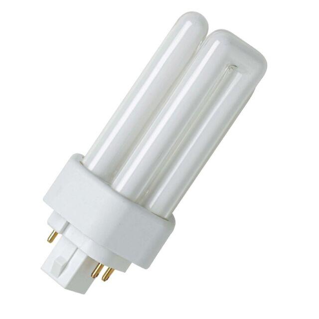 Osram Compact fluorescent Lamp DULUX T/E PLUS - GX24q, 830 Warm white - 26W -