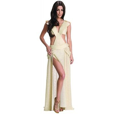 Dejah Thoris costume Adult Women John Carter Greek Goddess Halloween Fancy Dress (Adult Greek Goddess Costume)
