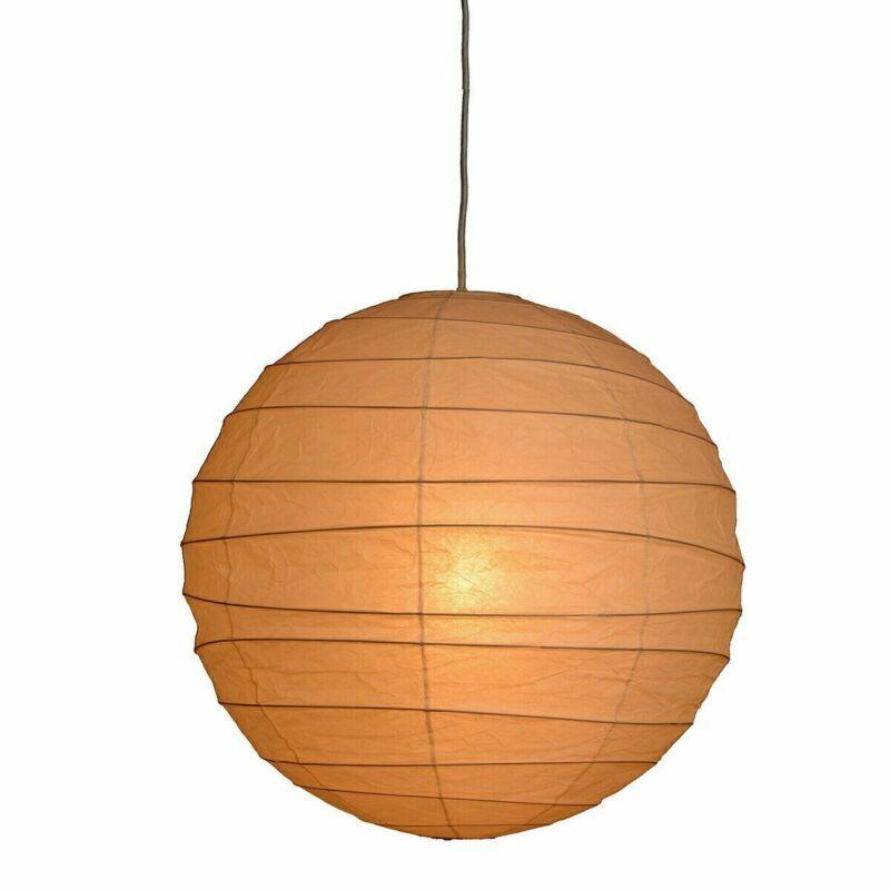 Isamu Noguchi AKARI paper lighting pendant shade 55D/Shade only F/S Japan Import