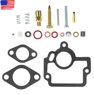Carburetor Repair Rebuild Kit For Ih International Harvester Carb 45108d 45108da