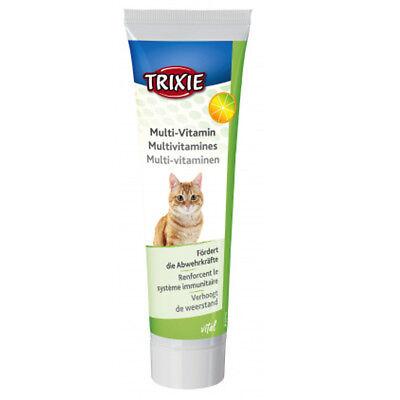 TRIXIE Multi-Vitamin-Paste für Katzenkinder Zusatznahrung Gesundheit Katzen - Gesundheit Multivitamin