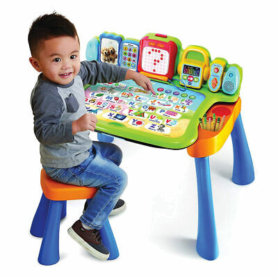 Vtec Touch and Learn Activity Desk - Touch, Draw, Learn and Write
