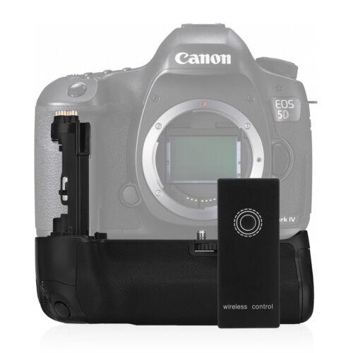 BG-E20 Vertical Battery Grip Holder For Canon EOS 5D Mark IV Digital SLR Camera