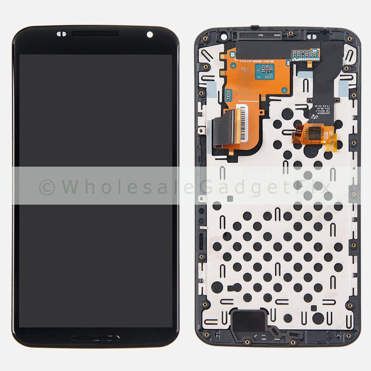 Motorola Xt1100 Xt1103 Google Nexus 6 Lcd Display Touch S...