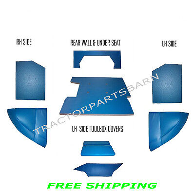 Ford New Holland Blue Cab Foam Kit 5700 6700 7700 8700 9700 8100 8200
