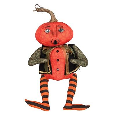 handwerker Puppen Halloween Pete Kürbis Head 5.2in Joe (H Halloween Handwerk)