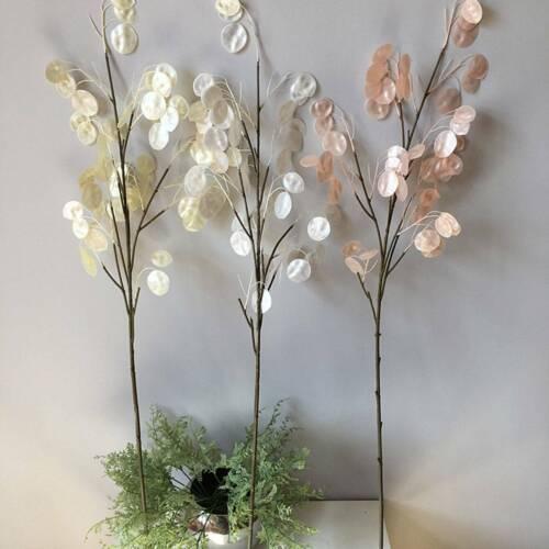1pc Artificial Eucalyptus Plant Twig Stage Flower Arrangement Fake Flower For Home Garden Wedding Party Decor Artificial Flower Eventerservice Com