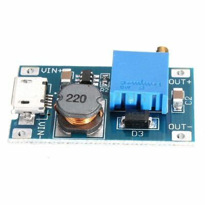 2v-26v Dc Mt3608 Microusb Step Up Boost Voltage Regulator Power Supply Module Us
