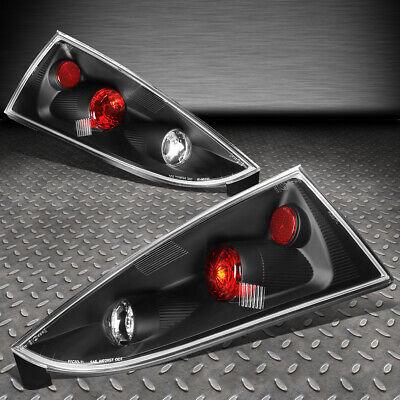 FOR 02-07 FORD FOCUS 5DR WAGON BLACK HOUSING TAIL LIGHT REAR BRAKE/PARKING LAMPS Ford Focus Brake Light