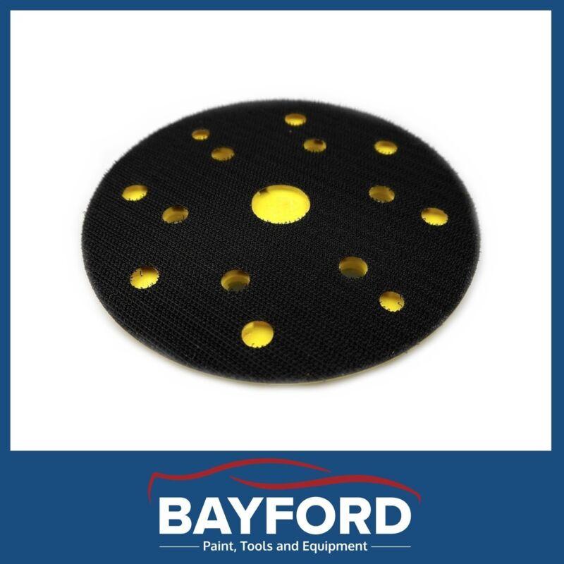 Rupes Bigfoot 9.BR150M Yellow Rotary Fine Polishing Pad 130//135mm 3 Pack Hook /&