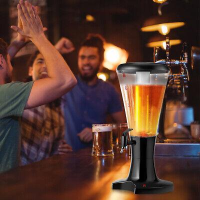 Biertower Biersäule Trinksäule Getränkesäule Getränkespender Zapfsäule 3L (Zapfsäule Getränke Spender)