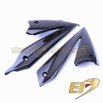 2015-2018 Carbon Fiber Full Set BellyPan Panels Lower Cowl For Suzuki GSX-S1000