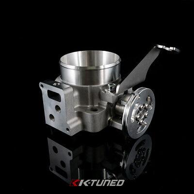 RRC Dual Throttle Body Adapter 62//70mm Black custom anodized K Tuned RBC