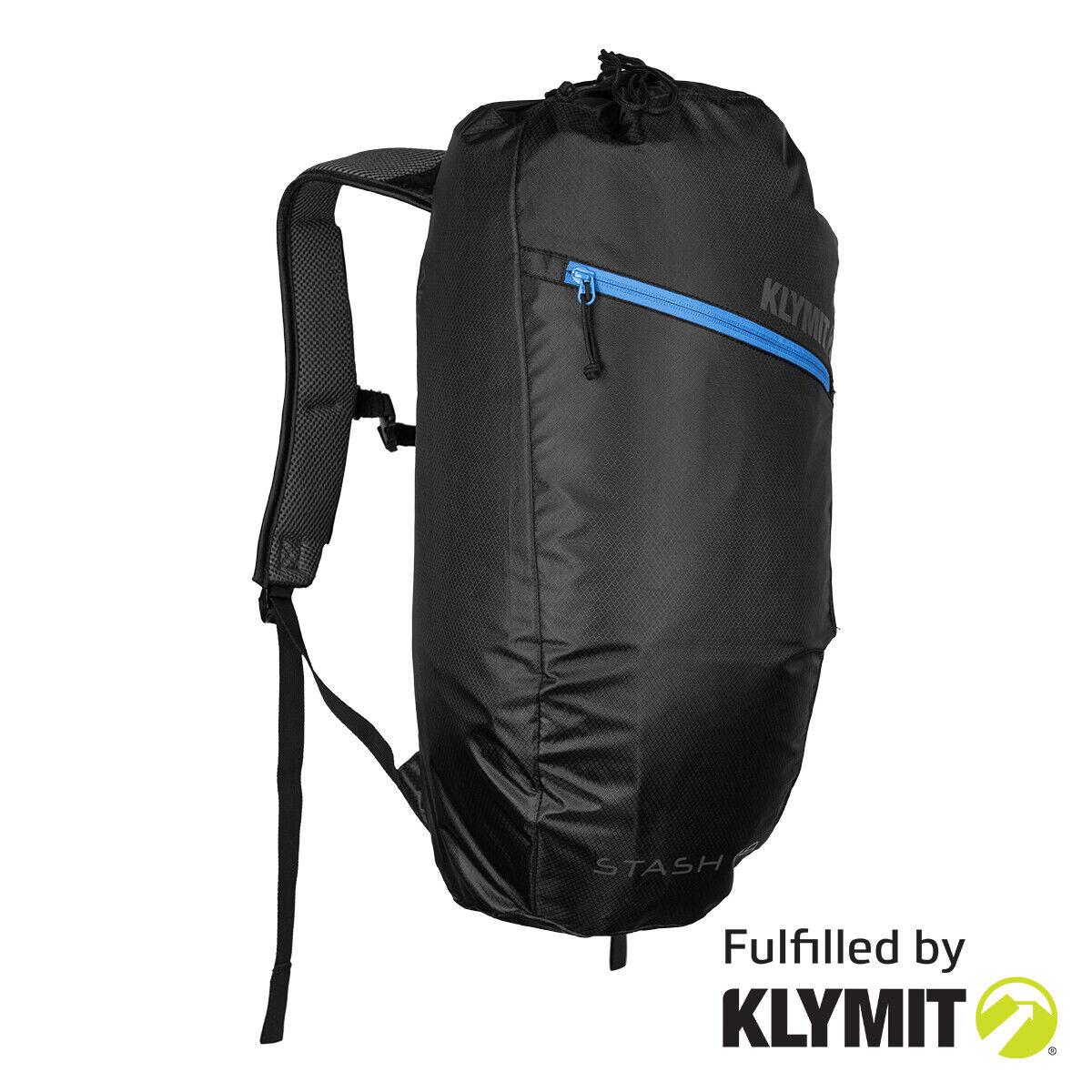 Klymit Stash 18 Day Pack Black