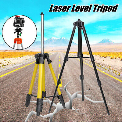 Universal 58 1.1m Adjustable Tripod Aluminum Alloy Stand For Laser Level