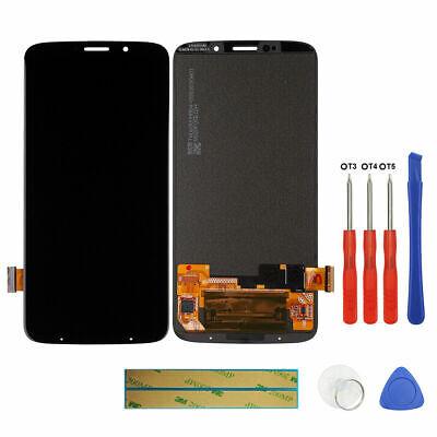 Für Motorola Moto Z3 Play XT1929-1/-4 Schwarz Display LCD Touchscreen Rahmen Motorola Screen 3