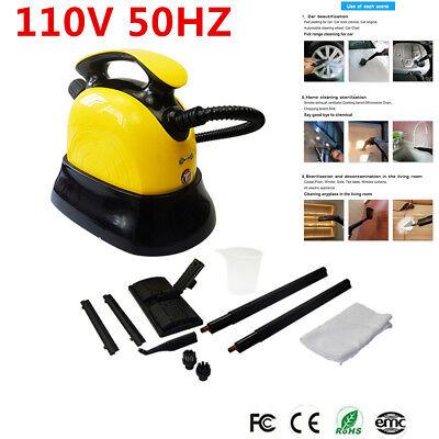 110V 50HZ High Pressure Steam Cleaner Car wash floor steam cleaning machine