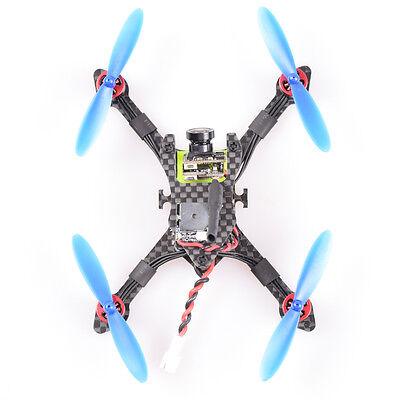 Bat-100 100MM Carbon Fiber DIY Micro Brushless Racing Quadcopter Drone PNP No RX