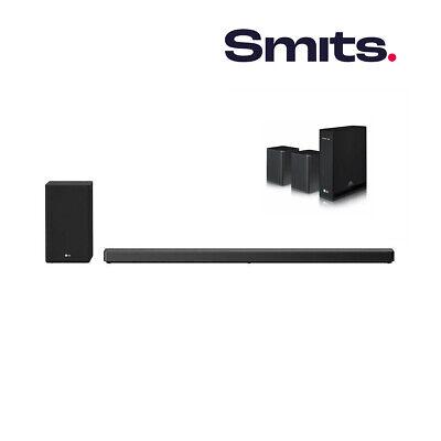 LG DSN10YG mit SPK8S, 5.1.2 Kanal Dolby Atmos Soundbar, Neu