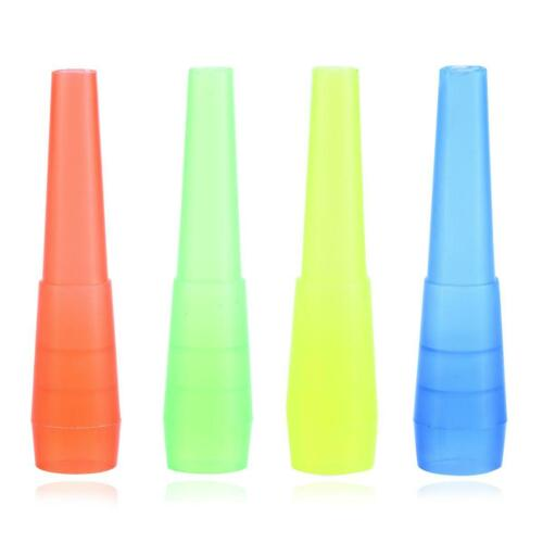 Astrolabe hookah house mouth tips 100 peace's individual wrapping multi color