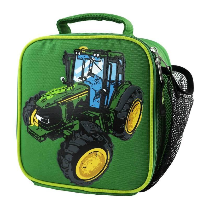 John Deere Green Tractor Child