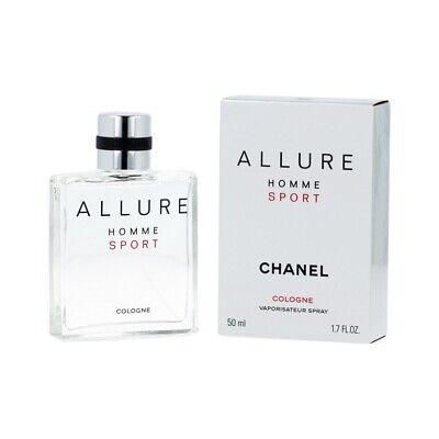 CHANEL Allure Homme Sport Cologne 50 ml Spray NEU + OVP