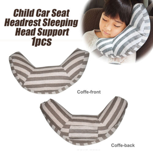 Baby Child Head Neck/ Pillow Headrest Car Seat Pillow Cushion For Kids Travel