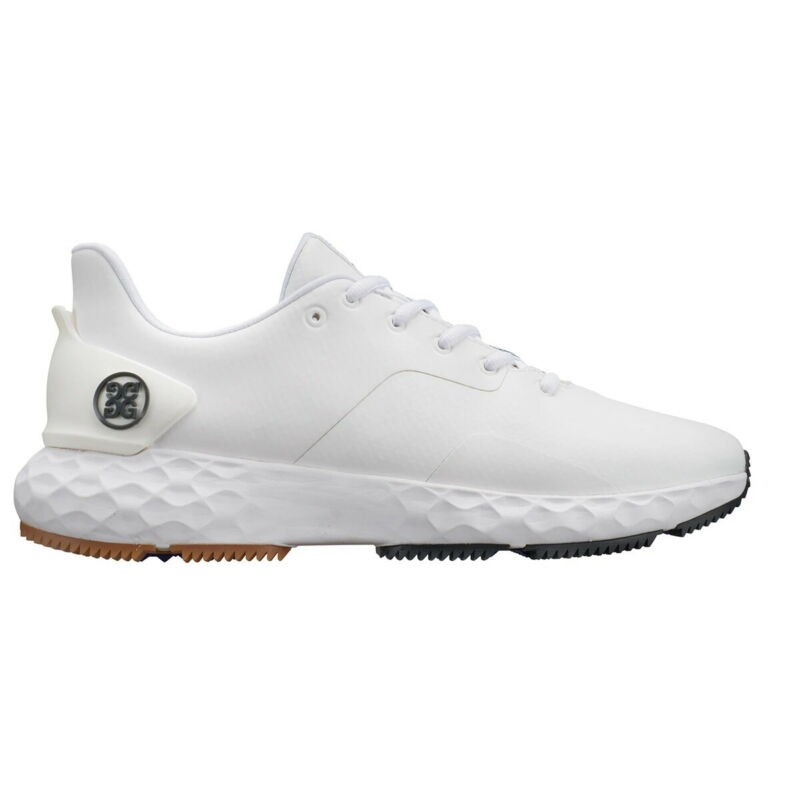 G/Fore MG4+ Golf Shoe Mens Spikeless Golf Shoes - Snow - New 2021