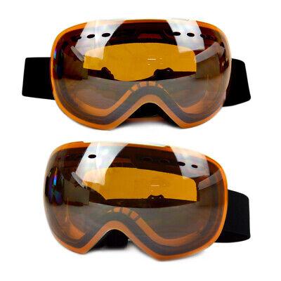 X3 Ski Goggles - Amber