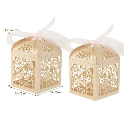 450 Wedding Christening Baby Shower Party Gift Favour Bomboniere Box Table BULK ()
