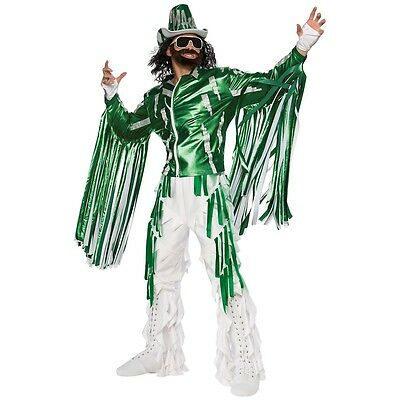 Macho Man Randy Savage Costume Adult WWE Wrestler Halloween Fancy (Wwe Macho Man Kostüm)