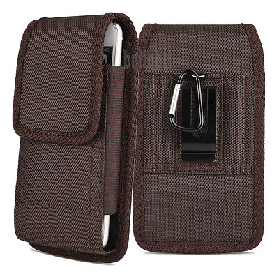 Universal Outdoor Tactical Moblle Cell Phone Bag Case Holder Pouch W/ Belt Loop Cell Phone Holder Case