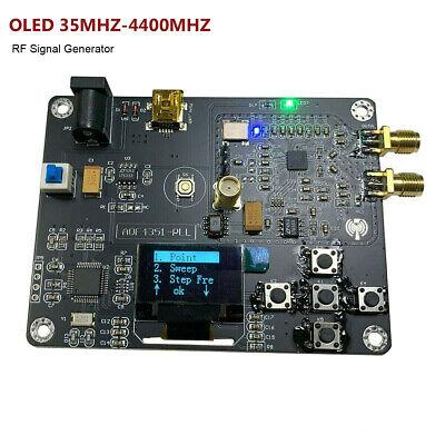 35mhz-4400mhz Rf Signal Generator Adf4351 Module Sweep Frequency Generator Pll