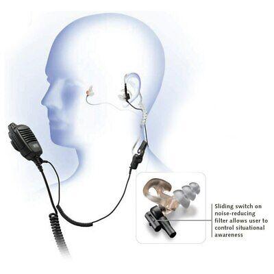 OTTO Earphone Kit w/SureFire Noise Reducing Filters, Listen Only / 2.5mm ()