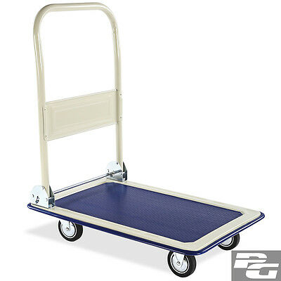 Plattformwagen Transportwagen Handwagen bis 150kg klappbar Rollwagen Klappwagen