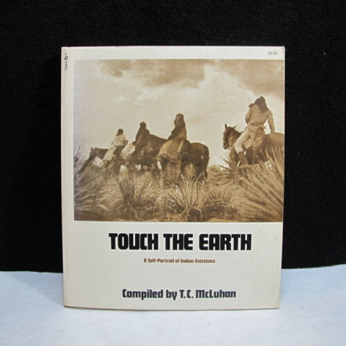 Self Portrait of Indian Existence Touch the Earth The Native Americans Version
