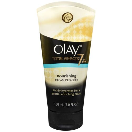 Olay Total Effects 7 in 1 Nourishing Cream Cleanser, 5.0 fl