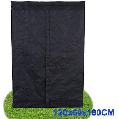 120 x 60 x180Indoor Grow Light Box Tent Aluminum lined Bud Dark Room Box