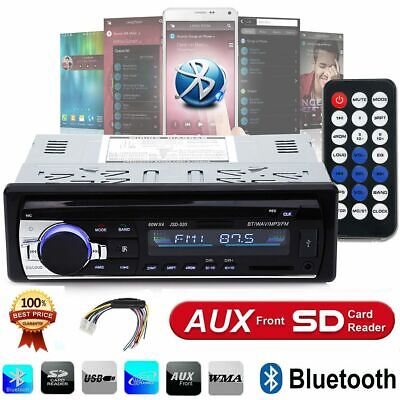 LCD Bluetooth Car Radio Stereo Head Unit Player In-dash MP3 /USB/SD/FM/Iphone
