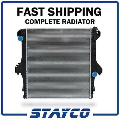 2711 Radiator for Dodge Ram 2500 3500 4500 Diesel 5.9/6.7L L6