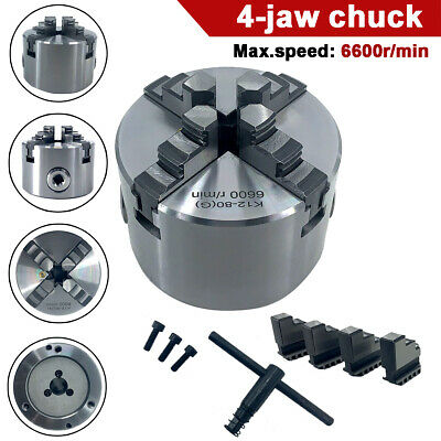 Self-centering Lathe Chuck 4 Jaw 380mm For Cnc Drilling And Milling Machine