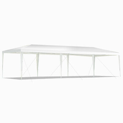 10' x 30' for Outdoor Wedding Party Tent Gazebo Canopy Heavy Duty Protection